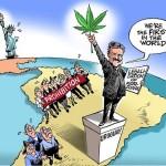 Грамм марихуаны за доллар. Мечта? Нет
