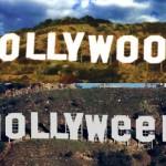 Знаменитую надпись Hollywood превратили в Hollyweed!